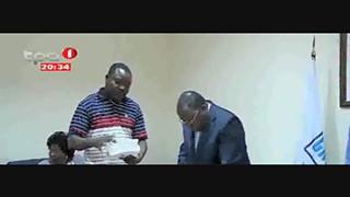 Mais de 20 mil delegados de lista esta?o credenciados em Luanda