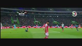 Sporting CP, Caso, M. Acuña, 41m
