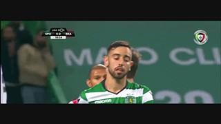 Sporting CP, Jogada, Bruno Fernandes, 19m