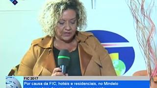 FIC 2017: Por causa da FIC, hotéis e residenciais, no Mindelo com uma taxa de oc