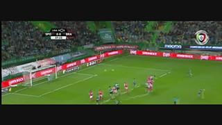 Sporting CP, Jogada, Bruno Fernandes, 38m