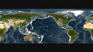 15 anos de terremotos