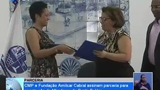 Câmara Municipal da Praia e Fundação Amílcar Cabral assinam parceria para constr