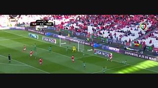 SL Benfica, Jogada, Pizzi, 14m