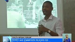 AIESEC quer engajamento de jovens nos objectivos do Desenvolvimento Sustentável