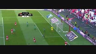 Liga (34ªJ): Resumo SL Benfica 1-0 Moreirense FC