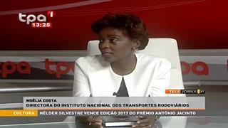 Entrevista - Bilhete u?nico para autocarros, comboios e barcos vai custar 120 kw
