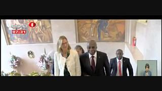 Angola - Maior parceiro econo?mico da Noruega em A?frica