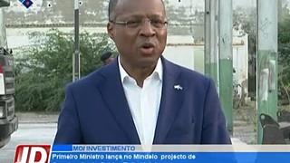 Primeiro-ministro lança no Mindelo projecto de Construção do Golden Tulip Hotel