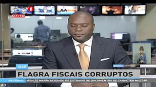 IGAE, flagra fiscais corruptos