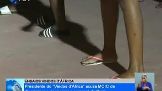 "Presidente do ""Vindos d'África"" acusa MCIC de discriminar e desprezar o carnaval"