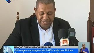 Edil reage às acusações do PAICV e diz que Alcides Graça não conhece o projecto