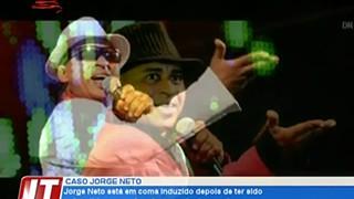 Jorge Neto está em coma induzido depois de ter sido submetido a uma cirurgia de
