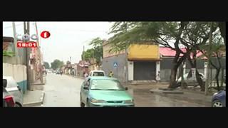 Chuva em Luanda, 4 mortos, casas inundadas e va?rios estragos