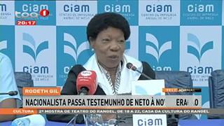Rodeth Gil - Nacionalista passa testemunho de Neto à nova geração