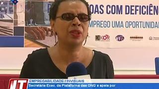 Secretária Executiva da Plataforma das ONGs apela por políticas que tenham no ce