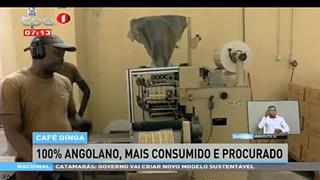 Cafe? Ginga-100% Angolano, mais consumido e procurado