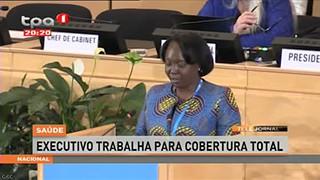 Angola livre de pólio há 5 anos