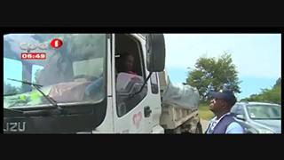 Taxa de circulac?a?o, AGT leva a mensagem aos automobilistas nas ruas do Lubango