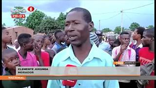 Presente de Natal - 4 novos PTS para mais de 600 fami?lias no bairro Candembe, L