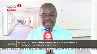 Hospital Materno - Infantil de Saurimo