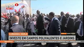 Lubango, Hui?la - Investe em campos polivalentes e jardins