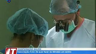 Associação Kriol-Itá quer fazer do Mindelo um centro especializado em cirurgia p