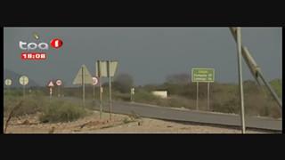EN-280- Acidente fere 6 pessoas no troc?o moc?a?medes-Lubango