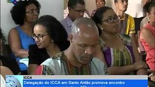 Delegação do ICCA em Santo Antão promove encontro com parceiros para assinalar o