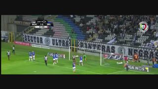 Boavista FC, Jogada, Kuca, 62m