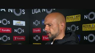 Liga (27ª): Flash interview Miguel Cardoso