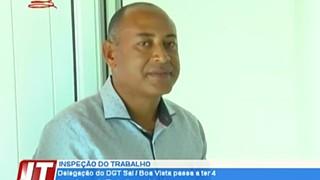 Delegação do DGT Sal / Boa Vista passa a ter 4 Inspetores do Trabalho residentes