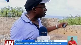 Populares de Morro Branco queixam-se do aumento de mosquitos derivado de um mata