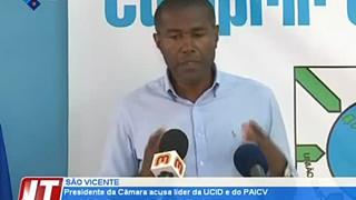 Presidente da Câmara acusa líder da UCID e do PAICV local de incitar a população