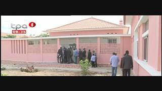 Hospital Ngola Kimbanda reabre em Moc?a?medes na primeira semana de Abril