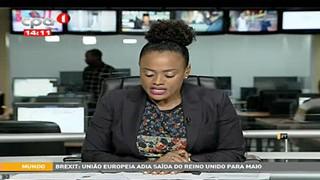Palancas Negras já em Luanda