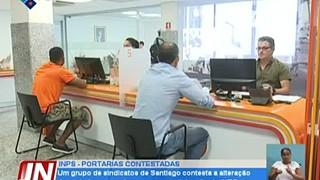 Um grupo de sindicatos de Santiago contesta a alteração de portarias que reduzem