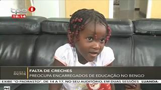 Falta de Creches - Preocupa populares no Bengo
