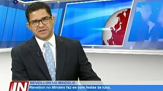 Navio Cruzeiro escolhe Porto Grande para Passagem de Ano e participa no espetácu