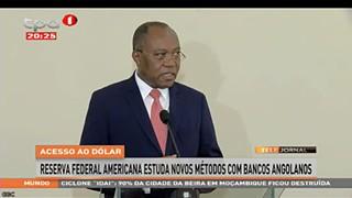 O regresso do Dólar a Angola