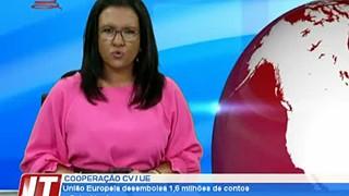 União Europeia desembolsa 1,6 milhões de contos a Cabo Verde