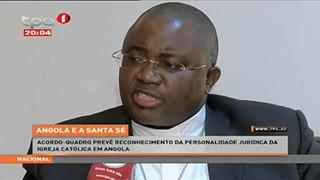 Casamento Católico terá validade Jurídica em Angola