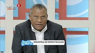 """""""Indústria de Espectáculos em Angola"""" Riquinho"""