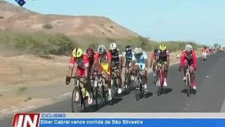 Elker Cabral vence corrida de São Silvestre em S. Vicente