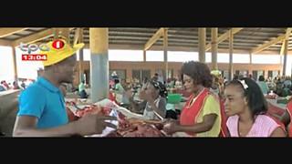 INADEC - Sensibiliza vendedores do Asa Branca, em Luanda.