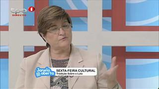 """Sexta-Feira Cultural """"Tradic?a?o sobre o Luto"""" com a Drª Filomena de Oliveira no"""