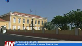 Presidente da República  promulga  Orçamento do Estado para 2020