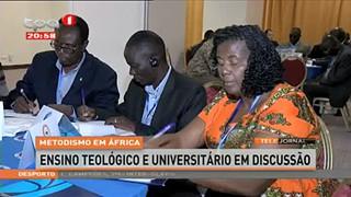 Metodista em África - Ensino teológico e universitário em discussão