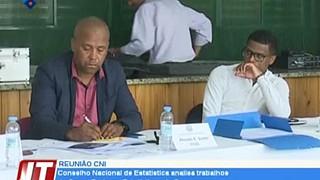 Conselho Nacional de Estatística analisa trabalhos do Grupo Praia em Estatística