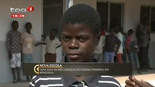 Nova Escola - Para mais de 800 criancças